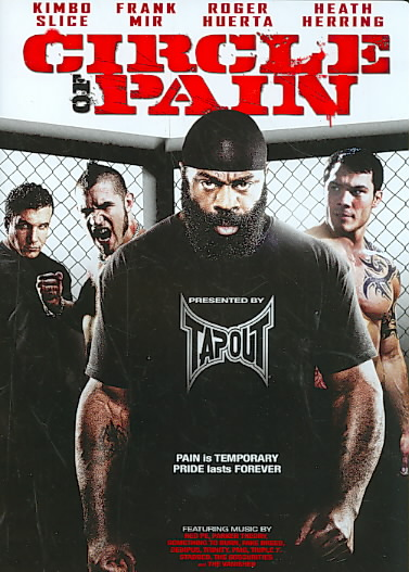 CIRCLE OF PAIN BY CAIN,DEAN (DVD)