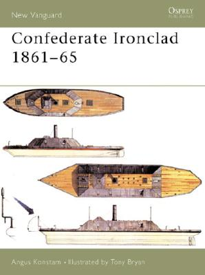 Confederate Ironclad 1861-65 By Konstam, Angus/ Bryan, Tony (ILT)